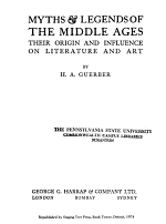Myths & Legends of the Middle Ages