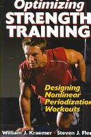 Optimizing Strength Training PDF