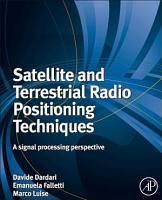Satellite and Terrestrial Radio Positioning Techniques PDF