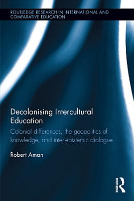 Decolonising Intercultural Education