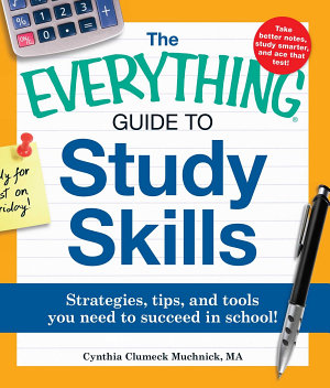 The Everything Guide to Study Skills PDF