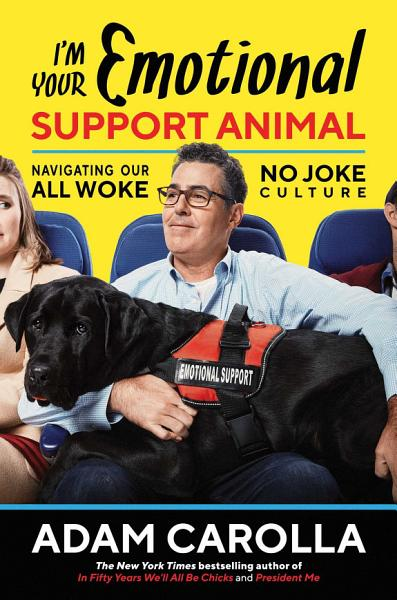 Download I m Your Emotional Support Animal Book