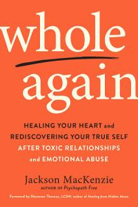 Whole Again Book