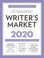 Writer s Market 2020 PDF