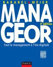 Manageor - 3e éd.: Les nouvelles pratiques du management