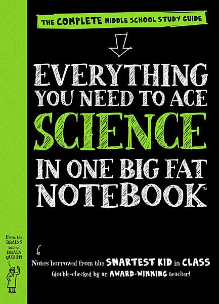 Download Everything You Need to Ace Science in One Big Fat Notebook Book