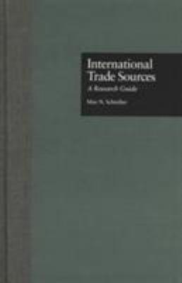 International Trade Sources