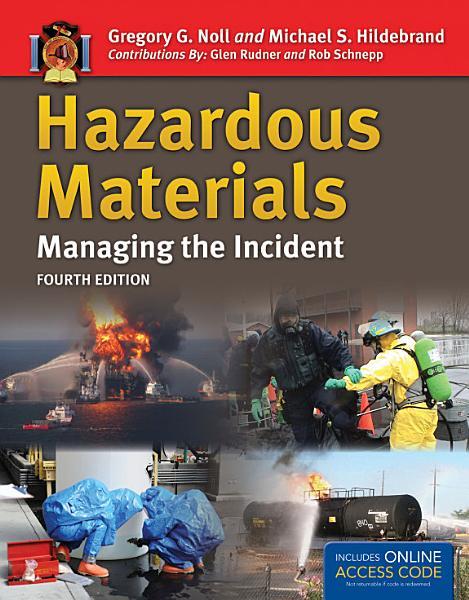 Hazardous Materials  Managing the Incident PDF