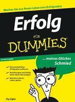 Erfolg f  r Dummies PDF
