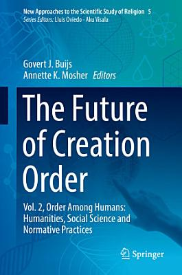 The Future of Creation Order PDF
