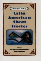 The Oxford Book of Latin American Short Stories PDF