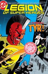 Legion of Super-Heroes (1984-) #20