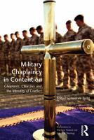 Military Chaplaincy in Contention PDF