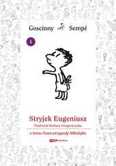 Stryjek Eugeniusz z tomu Nowe przygody Mikołajka. Minibook