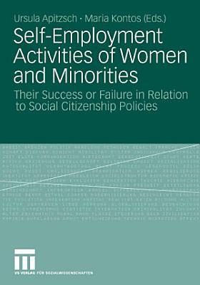 Self Employment Activities of Women and Minorities