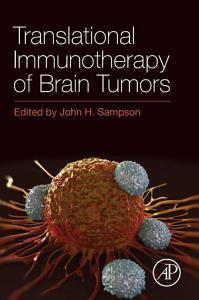 Translational Immunotherapy of Brain Tumors