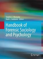 Handbook of Forensic Sociology and Psychology