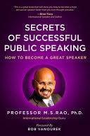 Secrets of Successful Public Speaking
