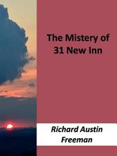 The Mistery of 31 New Inn