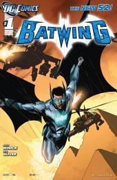 Batwing (2011-) #1