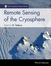Remote Sensing of the Cryosphere