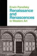 RENAISSANCE   RENASCENCES IN WESTERN ART PDF