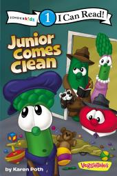 Junior Comes Clean / VeggieTales / I Can Read!