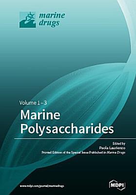 Marine Polysaccharides Volume 2 PDF