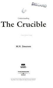 Understanding the Crucible Book