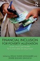 Financial Inclusion for Poverty Alleviation PDF