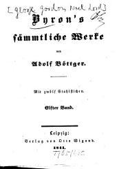 Sämmtliche Werke: Von Adolf Böttger. Mit 12 Stahlst, Band 11
