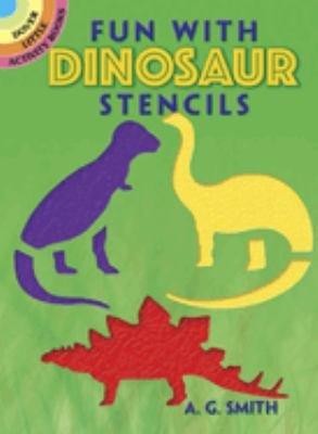 Fun with Dinosaur Stencils