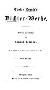 Esaias Tegnérs dichter-Werke