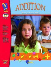 Addition Workbook Gr. 1-3