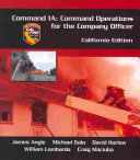 Command 1A  Command Operations for the Company Officer  California Edition PDF