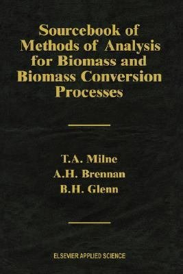 Sourcebook of Methods of Analysis for Biomass and Biomass Conversion Processes