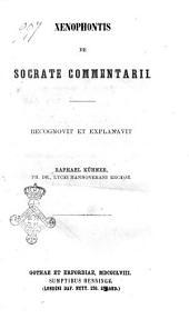 Xenophontis De Socrate Commentarii: Volume 2