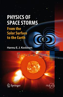 Physics of Space Storms PDF