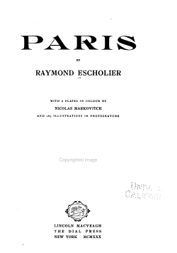 Paris PDF