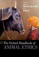 The Oxford Handbook of Animal Ethics PDF