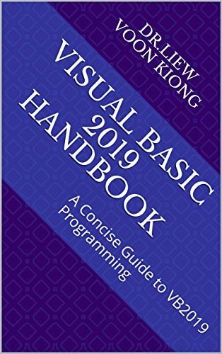 Visual Basic 2019 Made Easy