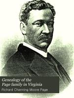 Genealogy of the Page Family in Virginia PDF