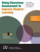 Using Classroom Assessment to Improve Student Learning Book