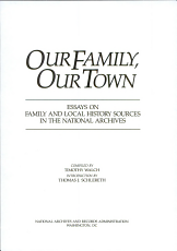 Our Family  Our Town PDF