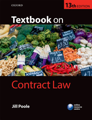 Textbook on Contract Law PDF