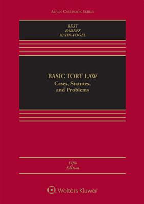 Basic Tort Law PDF