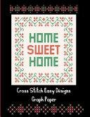 Graph Paper Cross Stitch Easy Designs: Graph Paper Composition Book 10 Count Graph Paper