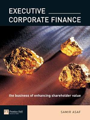 Executive Corporate Finance