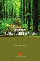 Handbook on Forest Certification PDF