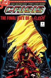 Crisis on Infinite Earths (1985-) #8